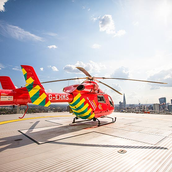 London's Air Ambulance 1