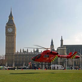 London's Air Ambulance 3